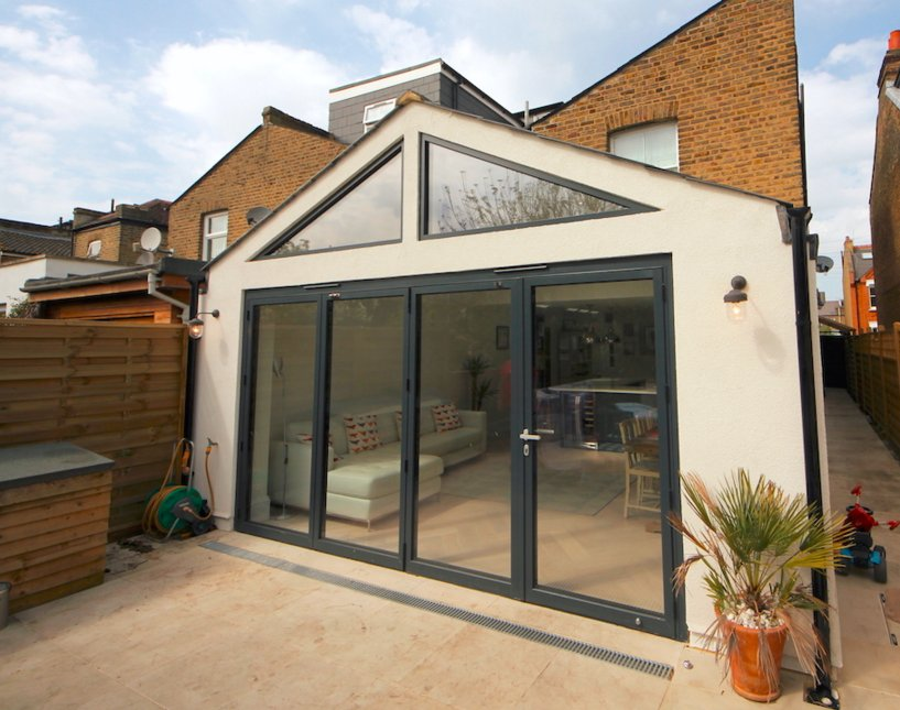 Rear Extension Ideas >> Side Return Rear Kitchen Extension Eastbourne Extensions